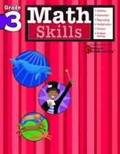 Flash Kids Harcourt Family Learning: Math, Grade 3 by Flash Kids Editors (2004, Paperback, Workbook)