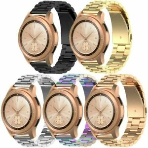 20mm-Edelstahl-Armband-Uhrenarmbaender-fuer-Samsung-Galaxy-Watch-R815-Active-R500