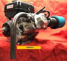 Exhaust Pipe for Predator 212cc & 79cc, straight down