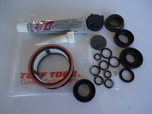 Details about NEW Genuine OEM Tuff Torq 1A646099141 1A646099140 Seal Kit  for K46 T40 Transaxle