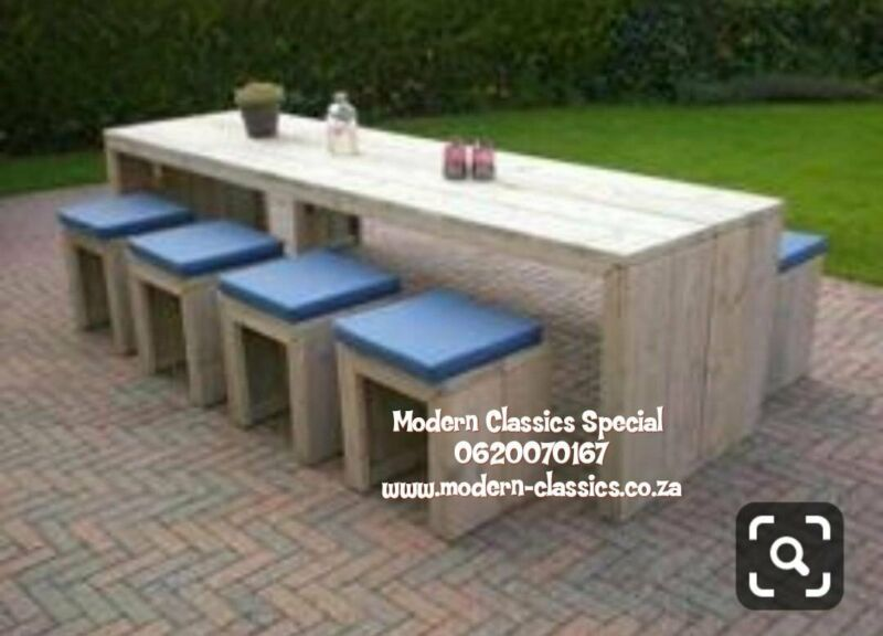 Tables and Patio sets
