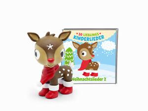 Tonies 30 Lieblings-Kinderlieder - Weihnachtslieder 2 (01-0194)