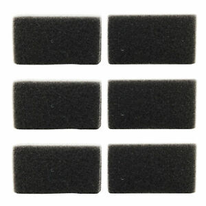 6-Reusable-Foam-Filters-for-Respironics-PR-System-One-REMStar-BiPAP-ST-Machine