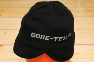 GORE-BIKE-WEAR-GORE-TEX-WOOL-vintage-cycling-L-039-EROICA-WINTER-BEANIE-HAT