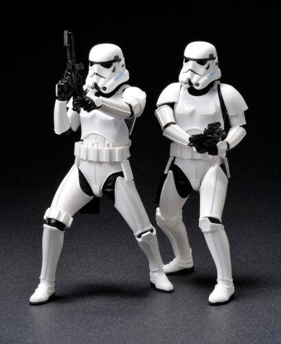 2-Pack Statue KOTOBUKIYA Star Wars Stormtrooper 1//10 ArtFX