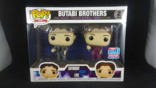Funko POP SNL 2 Pack butabi Brothers automne Convention samedi soir en direct