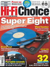 HI-Fi Choice Magazine December 2018 Issue 443