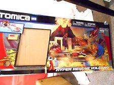 Tomica Hyper Rescue Volcano building/play set-Original box