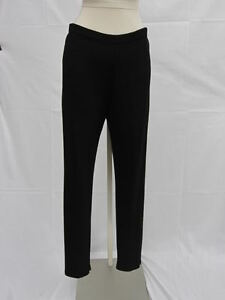 St Pants John Nwot Flat Navy 10 Tapered Front Taille rprfxBwqA