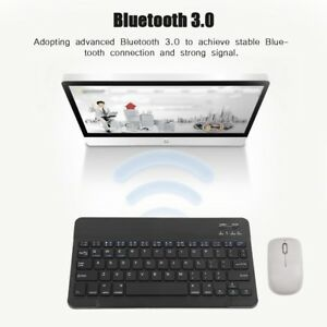 how to connect keyboard and mouse to iphone