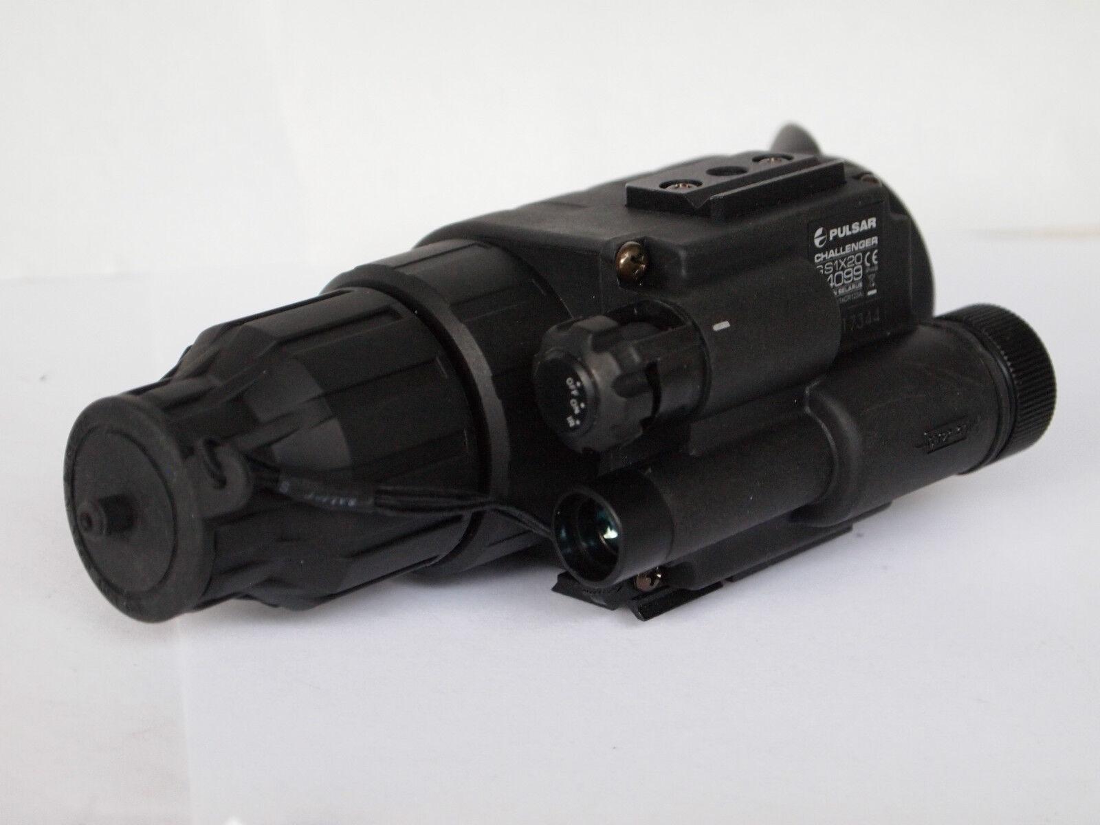 Pulsar Challenger GS 1x20 russisches Nachtsichtgerät   Restlichtverstärker