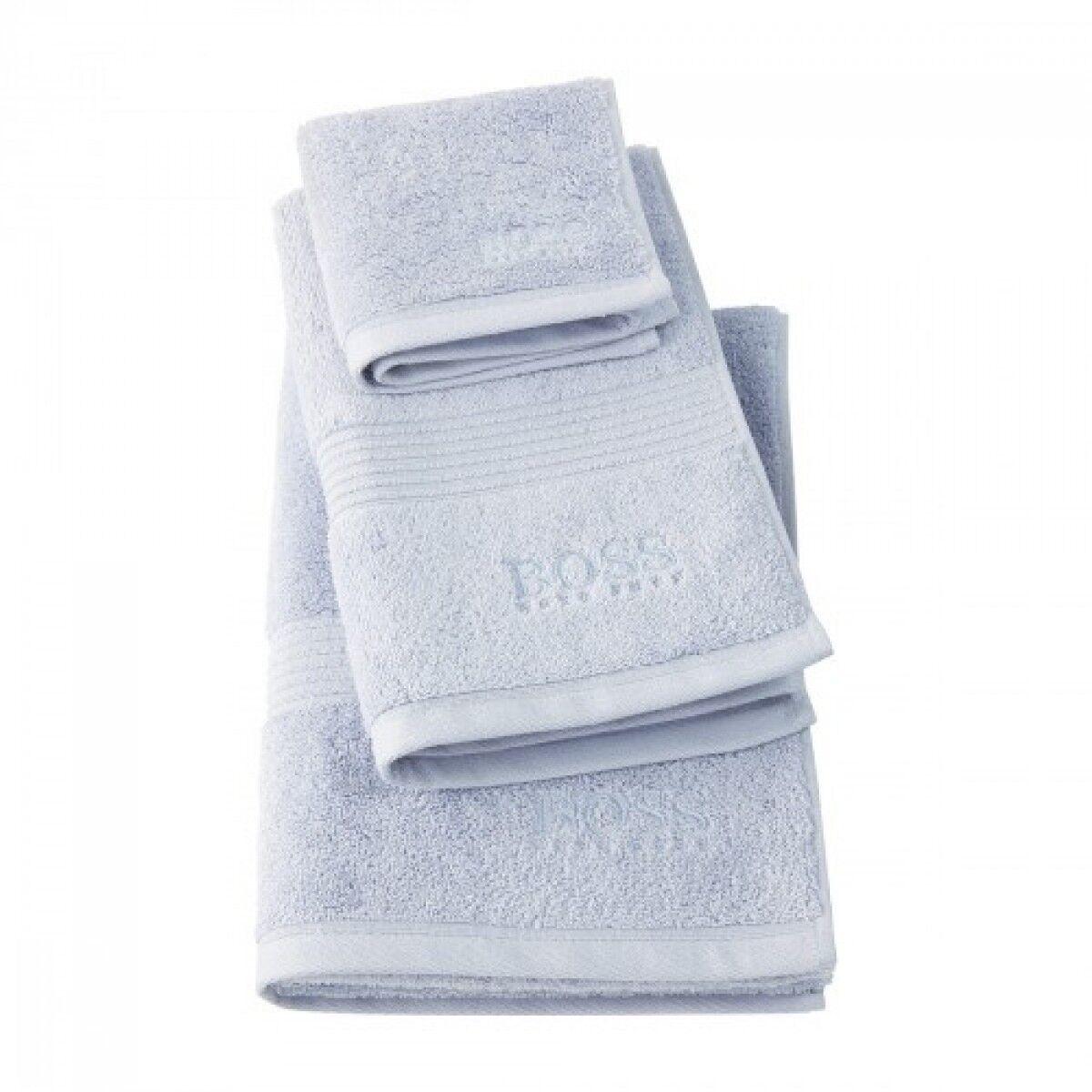 Hugo Boss Loft Loft Loft Bath Sheet, Cascade - Set of 2 00b0fd