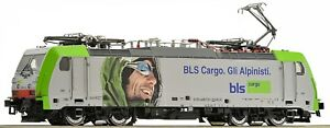 Pour Märklin Roco 79651 Br 486 510 Bls Cargo Ep Vi Neuf Emballage Scellé Mfx