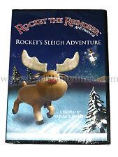 ROCKET THE REINDEER AND FRIENDS ROCKET'S SLEIGH ADVENTURE CHRISTMAS DVD CARTOON