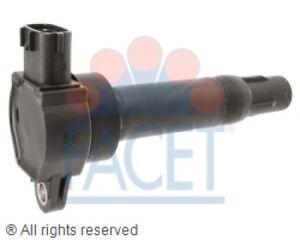 Engine Coolant Thermostat Kit FACET 7.8774 fits 08-15 Smart Fortwo 1.0L-L3