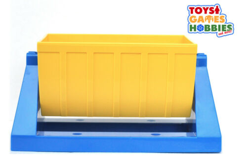 *NEW* LEGO DUPLO Tipper Bucket with Chassis Dump Feed Bin Construction Train