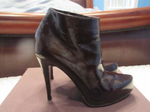 Muzi Nando Muzi With 1 Brown Boots 39 Bottes Marron Avec Talons 2 Boîte De 2Nando Size En 39 1 Leather 4 4 Une Cuir Taille De jqVGzMLSUp