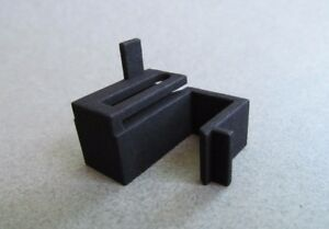 Pats Audio Dustcover Hinge Bracket for Thorens Turntables - Right Side Only