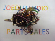 Kenwood KR 9600 Function Select Switch. Used. Tested. Parting Out Kr 9600.***