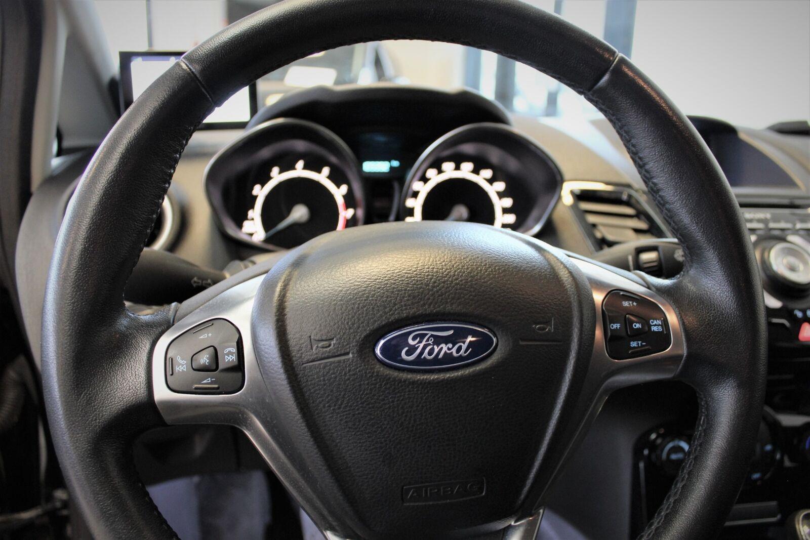 Ford Fiesta 1,0 EcoBoost Titanium X - billede 9