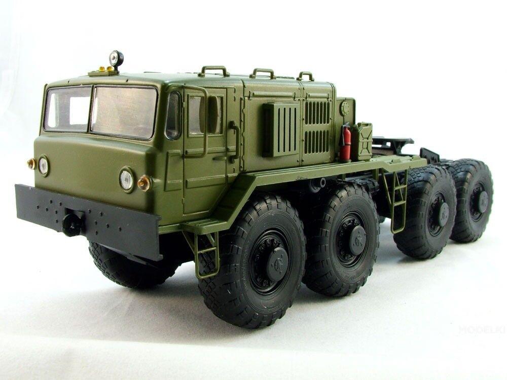 1 43 MAZ537 Trattore sovietico SSM5001