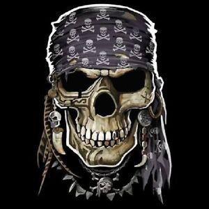 NEU-Biker-Chopper-Fantasy-Gothic-T-Shirt-Reaper-Tot-Pirate-Skull-M-6XL