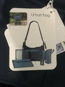 Brand-new-in-bag-Babymoov-urban-baby-changing-bag-in-navy-blue-with-changing-mat
