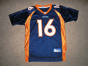 9ea629a6f04 Image is loading JAKE-PLUMMER-16-Broncos-NFL-Football-Jersey-Youth-