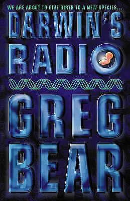 Bear, Greg, Darwin's Radio, Hardcover, Very Good Book