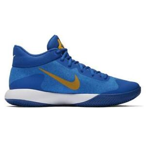 big sale a6014 df996 Image is loading Mens-NIKE-KD-TREY-5-V-Blue-Basketball-