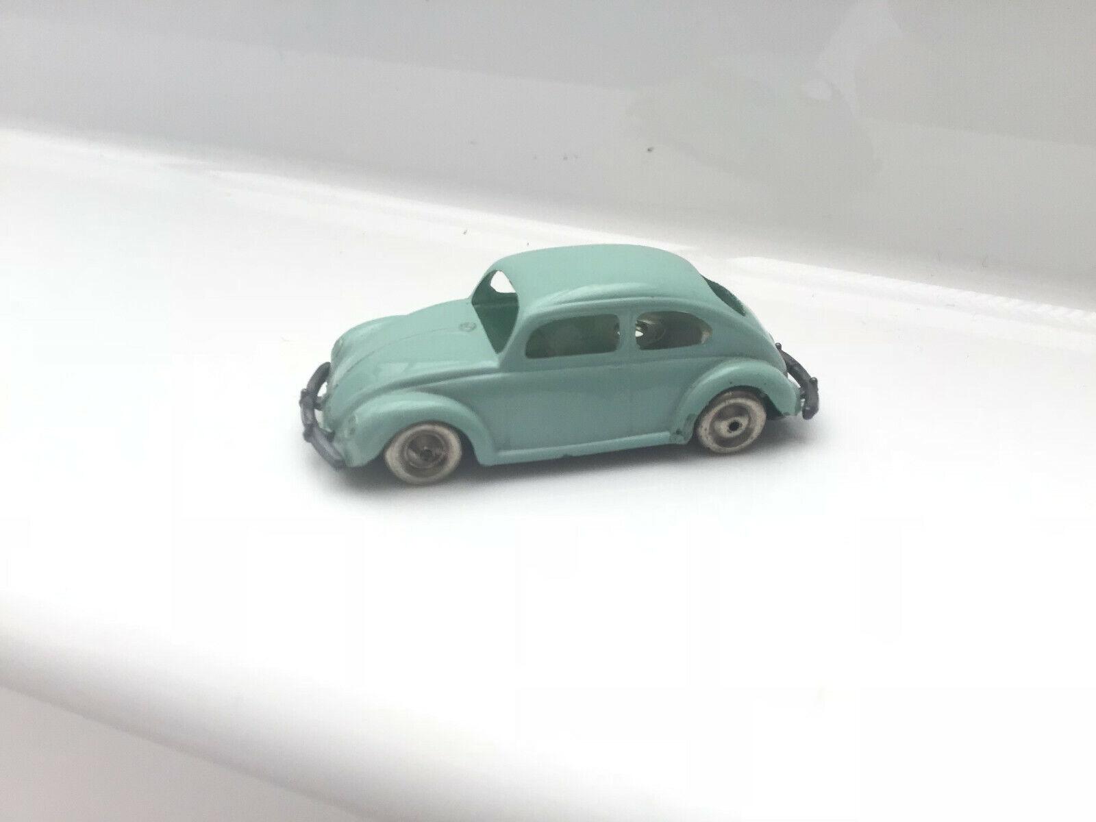 VINTAGE 1950'S LEGO VW BEETLE ( LIGHT Blau )