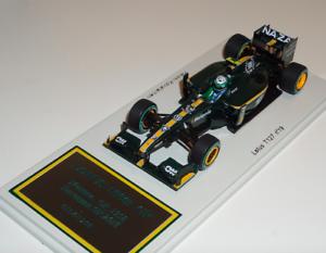 1 43 Spark Lotus T127 T127 T127 car European GP 500 F1 GP Heikki Kovalainen S3009 e99260