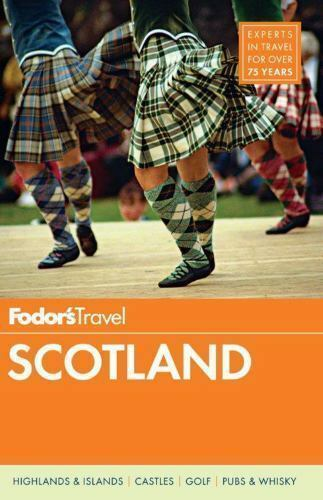 Fodor's Scotland (Travel Guide)-ExLibrary