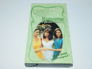Danielle Steel's Kaleidoscope VHS 1990 Jaclyn Smith Perry King With Inserts