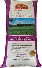 Pennington Princess 77 Bermuda Grass Seed ( Certified ) 25 Lbs - 25,000 Sq.ft.