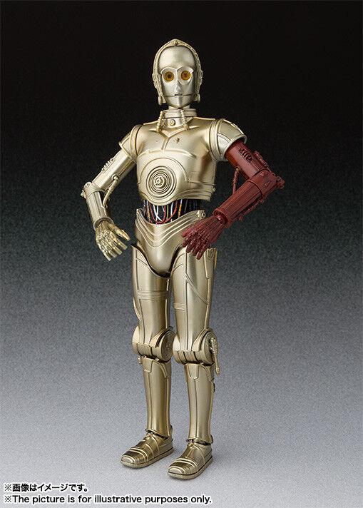 2018 Tamashii Con Exclusive SHF Figuarts The The The Star Wars Force Awakens C3PO a4b6da
