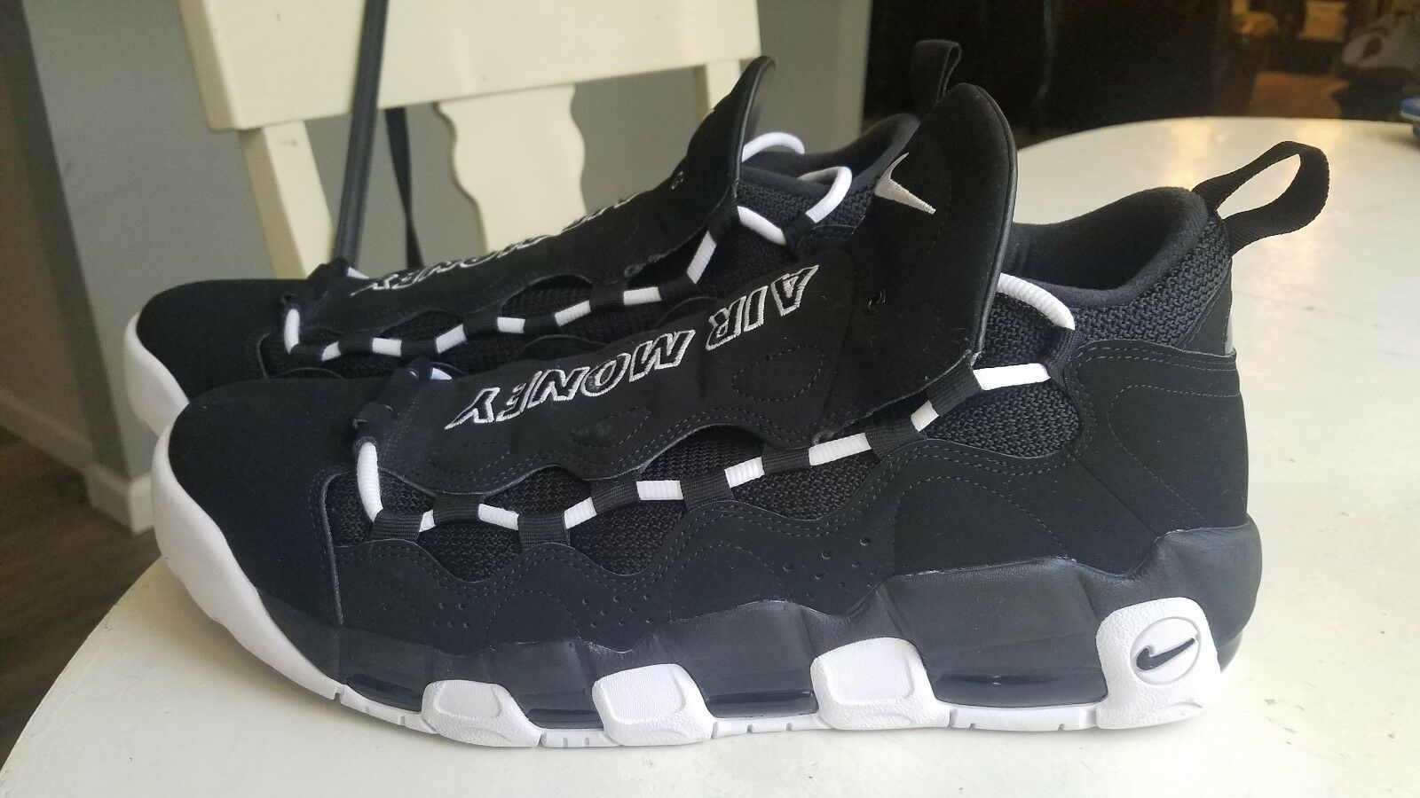 Nike air more money size 13