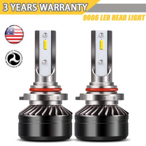 2019 New 9006 HB4 60W 12000LM LED Headlight Kit Bulbs 6000K Super Bright EG82