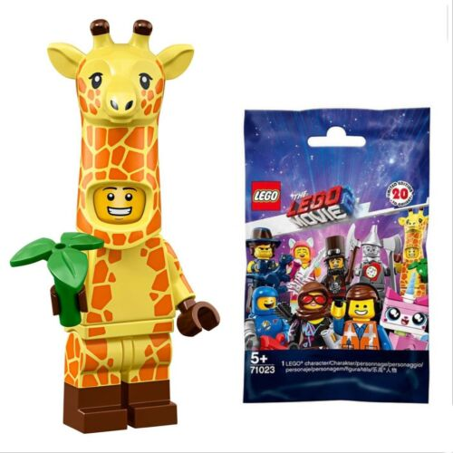 The LEGO Movie 2 Giraffe Guy Minifigure Series 71023 SEALED BAG