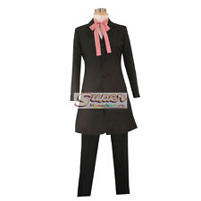 Black Butler Grell Sutcliff Uniform COS Clothing Cosplay Costume