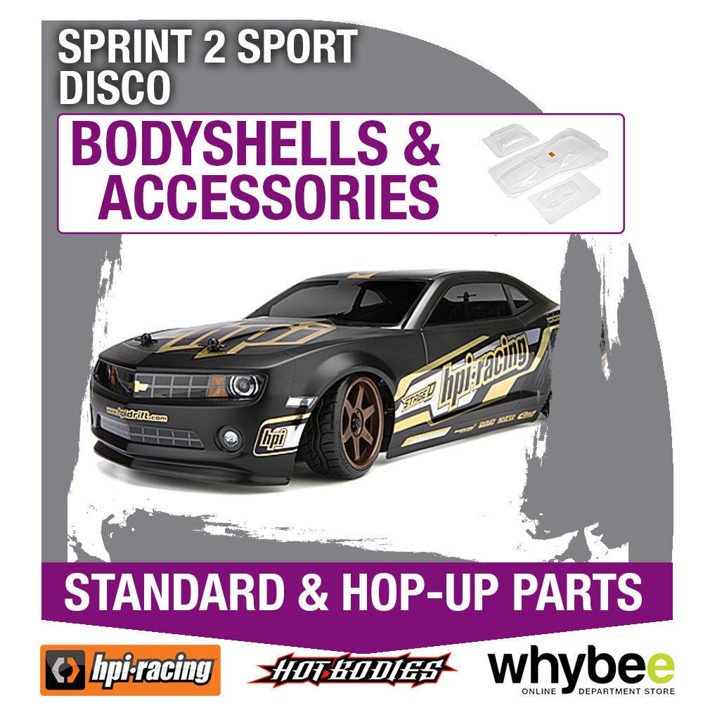 HPI HPI HPI SPRINT 2 SPORT [DISCONTINUED KITS] [Body Shells] Genuine HPi Racing Parts c28b56