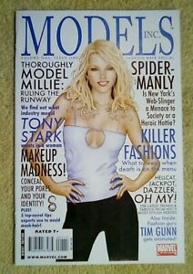 Models-Inc-1-Oct-2009-Marvel-9-2-NM-Millie-the-Model-Patsy-Walker-M-J