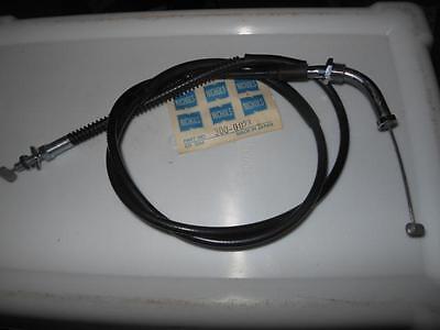 Black 17920-377-000 1975-1976 Push Honda CB400F Throttle Cable
