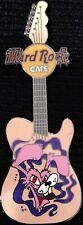 Hard Rock Cafe ONLINE 2005 Tattoo GUITAR Series PIN #4 APRIL ON-LINE HRC #27593