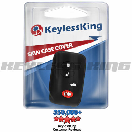 Fits Cover 2007 2008 2009 2010 2011 2012 Toyota Avalon Remote Case Skin HYQ14AAB
