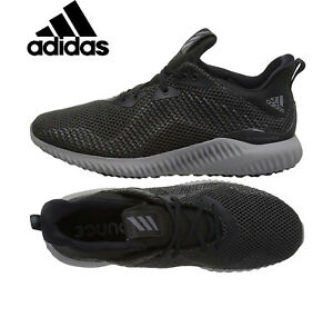 best website 4fb0e d423d Image is loading Womens-ADIDAS-ALPHABOUNCE-1-Womens-Running-Shoes-Black-