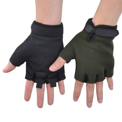 UK Tactical Military Gloves Men Women Winter Army Full//Half Finger Outdoor Sport