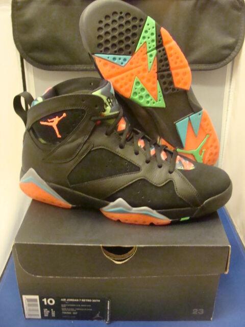 Jordan Retro 7 Marvin The Martians/Barcelona Nights  Comfortable Wild casual shoes