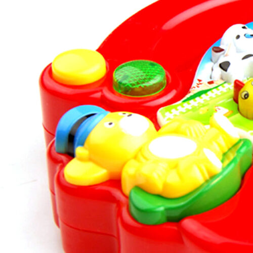 Exercise Kids Musical Educational Animal Farm Piano Developmental Music Toy Hot