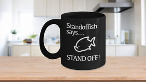 Details about  /Self Isolation Mug Black Coffee Cup Funny Gift for Quarantine Social Distancing